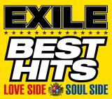 EXILEのベスト盤『EXILE BEST HITS-LOVE SIDE/SOUL SIDE-』(昨年12月5日発売)が2位