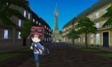 ニンテンドー3DS対応ソフト『ポケットモンスター X・Y』のゲーム画面