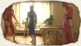 『のぞき穴』第3話「隣の部屋のひみつをのぞく!」彼らだって男と女、ヤルことはヤッてます!!(C)BeeTV