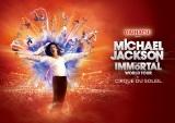 シルク・ドゥ・ソレイユの『マイケル・ジャクソン ザ・イモータル ワールドツアー』