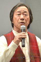 イベント『マルちゃん がんばれ!受験生 応援会2013』に出席し、学生たちを激励した武田鉄矢 (C)ORICON DD inc.