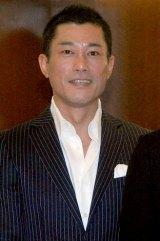 舞台『旅立ち〜足寄より〜』全国公演記者会見に出席した逸見太郎 (C)ORICON DD inc.