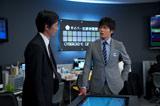 伊丹刑事(川原和久)とのコンビをドラマで先取り (C)2013「相棒シリーズ X DAY」パートナーズ