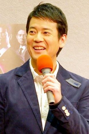 NHKドラマ『メイドインジャパン』の試写会に出席した唐沢寿明 (C)ORICON DD inc.