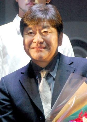 劇団EXILE公演『SADAKO −誕生悲話−』製作発表会見に出席した鈴木光司氏 (C)ORICON DD inc.