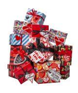 19日から発売されるバレンタインの限定ギフトボックスは全部で8種類