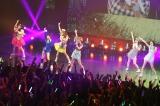 単独初の全国ツアー国内最終公演をZepp Tokyoで行ったでんぱ組.inc