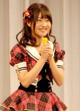 『R-1ぐらんぷり2013』東京3回戦に出場したHKT48・中西智代梨 (C)ORICON DD inc.