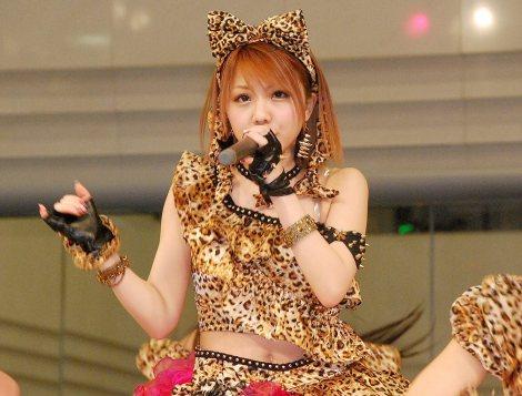新曲「Help me!!」の新曲発売記念イベントを行ったモーニング娘。の田中れいな (C)ORICON DD inc.