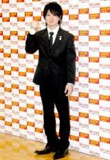 『第24回 日本ジュエリー ベストドレッサー賞』を受賞した内村航平 (C)ORICON DD inc.