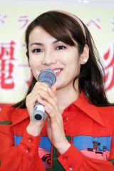 テレビ東京系で3月に放送されるスペシャルドラマ『女優 麗子〜炎のように』に主演する女優の内山理名