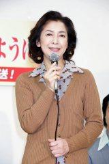 テレビ東京系で3月に放送されるスペシャルドラマ『女優 麗子〜炎のように』に出演する高橋惠子
