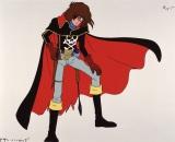 1978年にテレビアニメ化 (C)松本零士・東映アニメーション