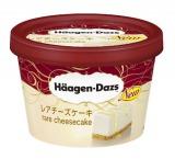 ハーゲンダッツアイスクリーム ミニカップの新商品『レアチーズケーキ』