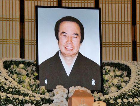昨年12月26日に間質性肺炎のため亡くなった新栄プロダクション会長・西川幸男さん (C)ORICON DD inc.
