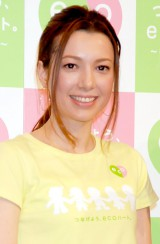 石田エレーヌアナウンサー (C)ORICON DD inc.