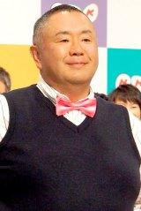 NHKの新年度番組のキャスター発表会見に出席した松村邦洋 (C)ORICON DD inc.