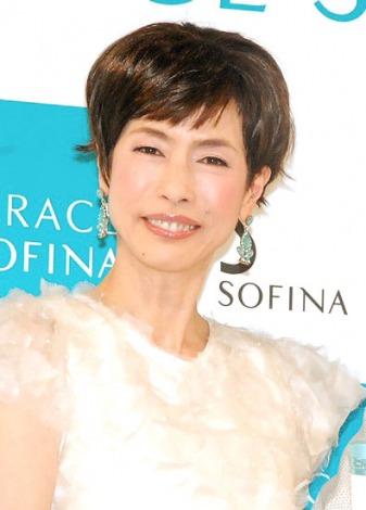 花王『GRACE SOFINA』新CM発表会に出席した久本雅美 (C)ORICON DD inc.