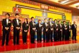 『R-1ぐらんぷり2013』決勝進出者12名が発表 抽選でネタ順も決定された (C)ORICON DD inc.