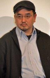 映画『脳男』公開初日舞台あいさつを行った瀧本智行監督 (C)ORICON DD inc.