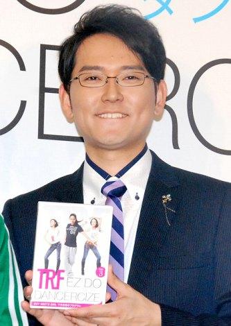 脱「ダンス踊れない芸人」成果発表会に出席したナイツ・土屋伸之 (C)ORICON DD inc.