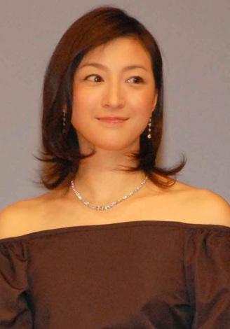 『ブルーリボン賞』助演女優賞を受賞した広末涼子