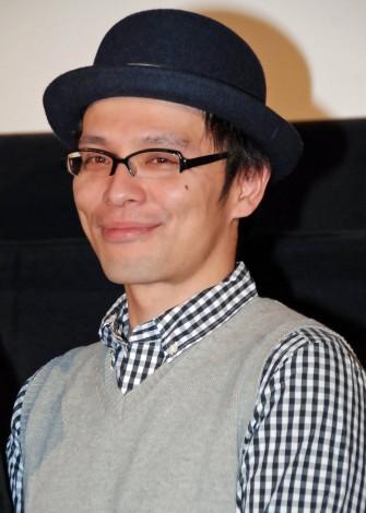 テレ朝動画オリジナル作品『さよなら、キノコ』のBlu-ray・DVD発売記念舞台あいさつに登場した瀧川英次 (C)ORICON DD inc.