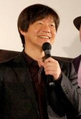監督として舞台あいさつに登壇した内村光良 (C)ORICON DD inc.