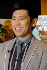 映画『ジャックと天空の巨人』日本語アフレコに挑戦したガレッジセールのゴリ (C)ORICON DD inc.
