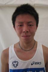 『2013福岡国際クロスカントリー』の注目選手、日本体育大の服部翔大選手