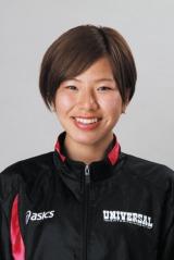 『2013福岡国際クロスカントリー』の注目選手、新谷仁美選手(ユニバーサルエンターテインメント)