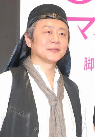 ミュージカル『MY FAIR LADY』製作発表記者会見に出席した松尾貴史 (C)ORICON DD inc.