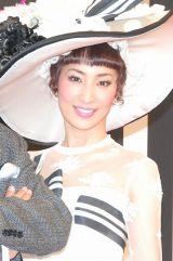 ミュージカル『MY FAIR LADY』製作発表記者会見に出席した真飛聖 (C)ORICON DD inc.
