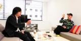 富野由悠季監督(右)と細田守監督(左)の夢の対談が実現(撮影:石森 孝一)
