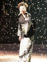 デビュー50周年記念コンサート『50th Anniversary 〜歌と共に50年 ありがとうございます〜』で仕事復帰した都はるみ (C)ORICON DD inc.