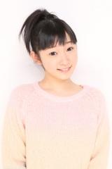 ハロプロ研修生による新ユニット名「Juice=Juice(ジュースジュース)」のメンバー・宮本佳林(14)