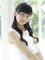 ハロプロ研修生による新ユニット名「Juice=Juice(ジュースジュース)」のメンバー・宮崎由加(18)