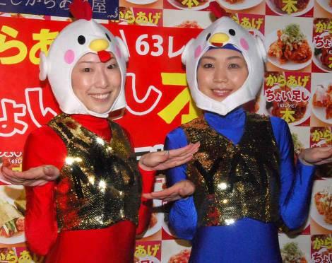 モエヤン(左から)池辺愛、久保いろは (C)ORICON DD inc.
