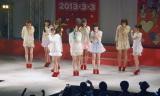 アイドルグループ・YGA、解散ライブで涙
