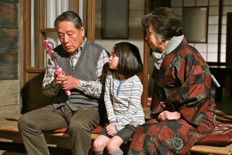 3月27日放送のドラマ『ぱじ〜ジイジと孫娘の愛情物語』場面写真(C)テレビ東京