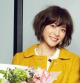 映画『陽だまりの彼女』のクランクアップを迎えた上野樹里