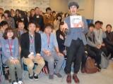 特別講義を開催したキングコング西野亮廣 (C)ORICON DD inc.