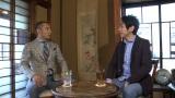 市川海老蔵と小泉孝太郎がTBS系『アシタスイッチ〜MY TIME TO SHINE〜」に出演(C)CBC