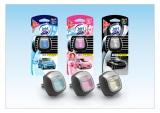 4月上旬から発売される「ファブリーズ」の車専用商品『ファブリーズ クルマ イージークリップ』