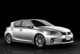 「平成23年度自動車アセスメント試験結果」にてもっとも安全な車に選ばれた『レクサスCT200h』