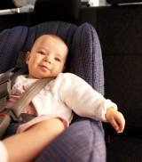 チャイルドシート同様、後部座席のシートベルトの定着化に期待!
