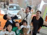 大阪会場で参加したファミリー