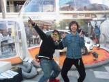 名古屋会場で盛り上がったペア