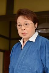 4月スタートのドラマ『刑事110キロ』第1話にゲスト出演する市原悦子(C)テレビ朝日