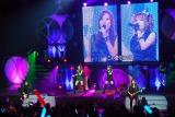初日公演1曲目で田中れいなの新バンドLoVendoЯの新曲を初披露 (C)ORICON DD inc.